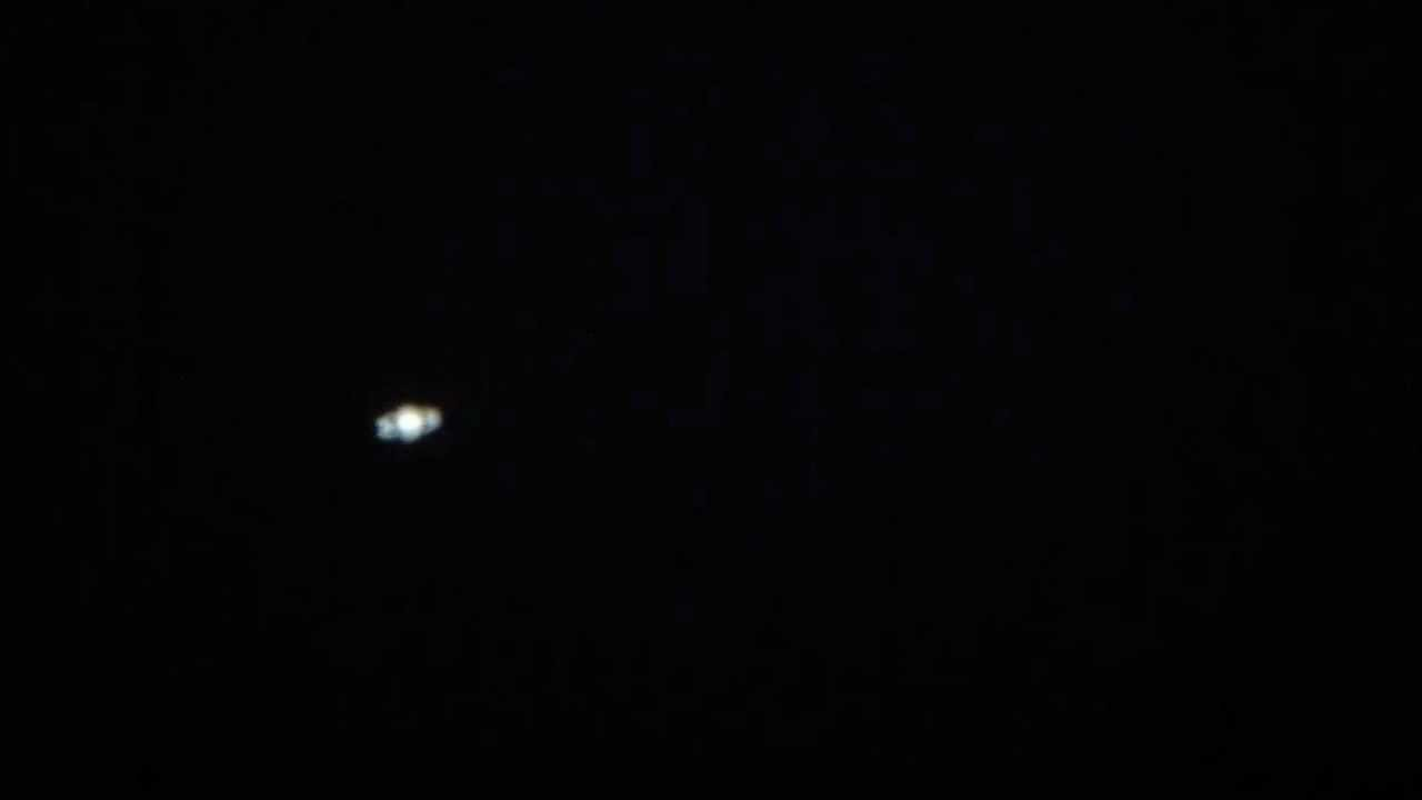 Amateur view saturn