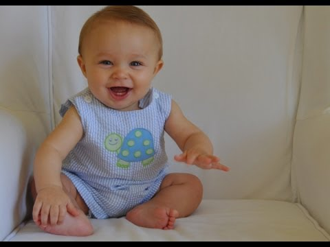 Our Baby Boy Turns 8 Freakin Months Old The Photo Shoot Youtube