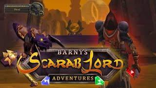 Only One™ May Rise | Barny's Scarab Lord Adventures | World of Warcraft Classic
