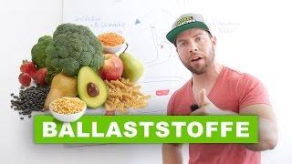 Ballaststoffe im Ernährungsplan - Wie viel braucht man wirklich?