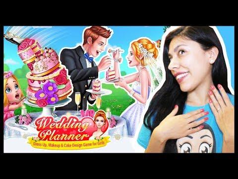 PLANNING MY DREAM WEDDING! – WEDDING PLANNER 💍 – Dress Up, Makeup & Cake Design ( App Game )