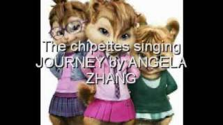 Journey - The Chipettes ( BY ANGELA ZHANG )