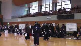 団体戦 森先生~櫛野先生~中村さん~今泉先生~原田先生