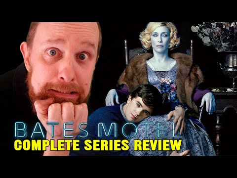 Bates Motel Complete Series Review (all 5 Seasons)