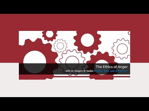 The Ethics of Anger (Shorewood Library 2016)