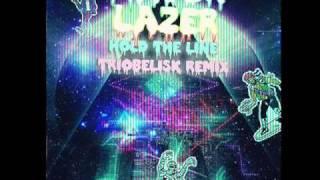 "Major Lazer ""Hold The Line"" (Triobelisk Remix)"