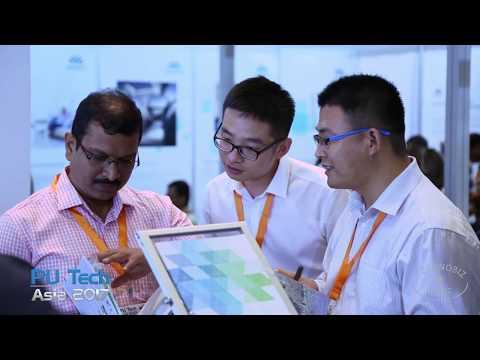 Shandong INOV Polyurethane Participation at PU Tech Asia 2017 in Bangkok, Thailand