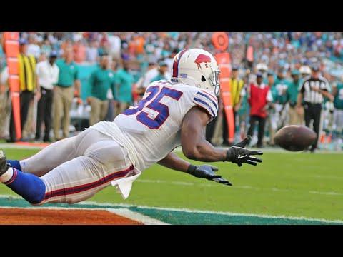 Buffalo Bills' Charles Clay got Miami Dolphins coach Adam Gase's attention