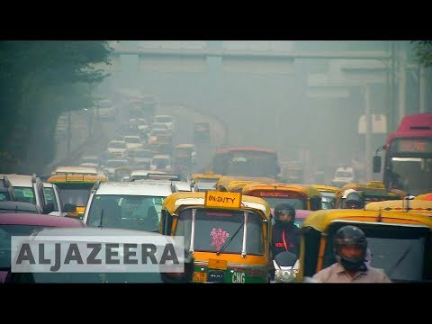 India: Smog-hit Delhi drops car rationing scheme