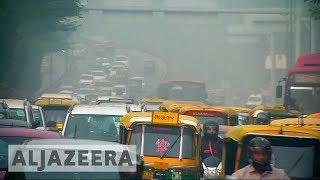 India: Smog-hit Delhi drops car rationing scheme