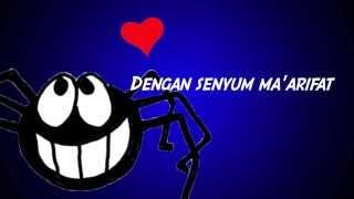 Spider - Ayat Penyengat -  Lyric