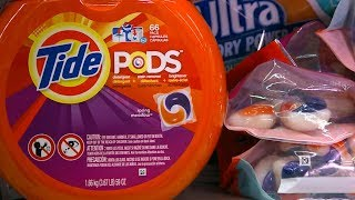 Procter & Gamble launches safety campaign to combat viral 'Tide pod challenge'