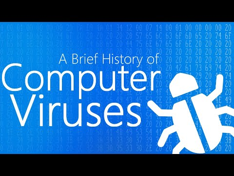 A Brief History of Computer Viruses