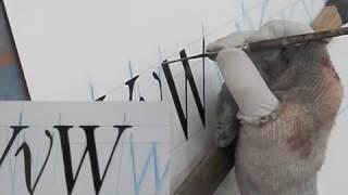 8  Roman Italic VWXYZ