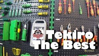 Jenis jenis Kunci Perkakas Merk Tekiro GIIAS2018