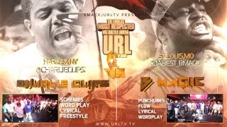 SMACK/URL PRESENTS CHARLIE CLIPS VS B MAGIC