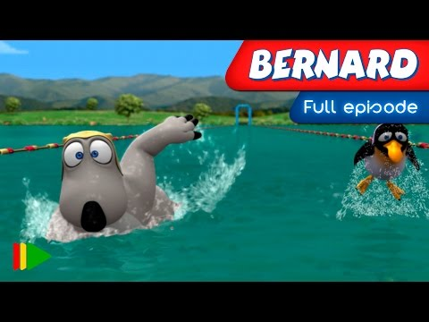 Bernard Bear - 131 - Triathlon