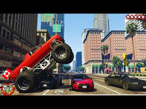 BEST OFF-ROAD TRUCK RACES (GTA 5 Online)