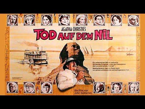 Agatha Christie's TOD AUF DEM NIL / DEATH ON THE NILE - Trailer (1978, English)