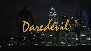 Daredevil / Night Court Opening Credits Remake