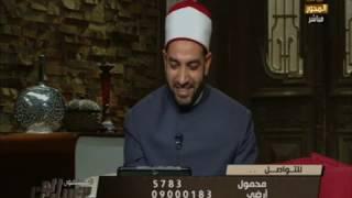 سالم عبد الجليل: يجوز للزوجة التصدق بـ«الفكة» الزائدة عن حاجة البيت.. فيديو