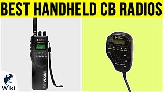 6 Best Handheld CB Radios 2019