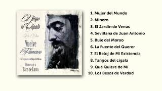 Tangos del Cigala - Diego el Cigala