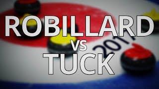ONT Mixed Curling - SemiFinal Robillard VS Tuck