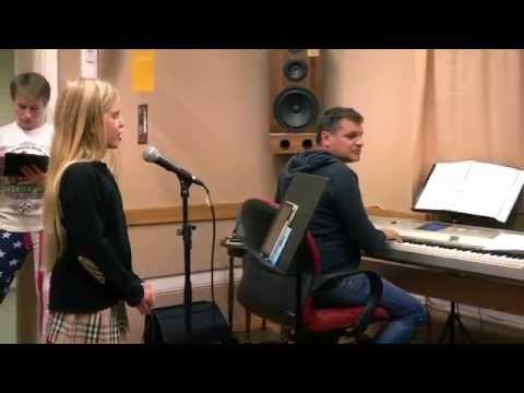 Подбор песен для участников - Голос.Дети - Сезон1