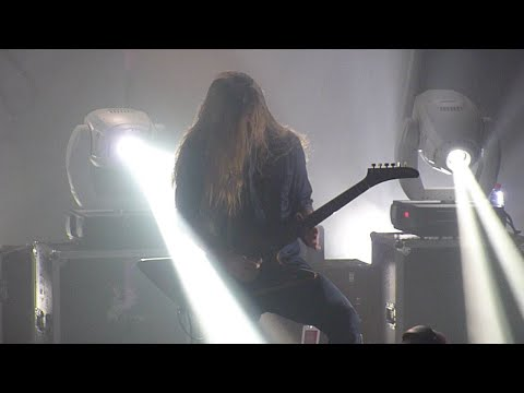 Carcass - Mortal Coil/Dark Satanic Mills/Captive Bolt Pistol Live Vicar St, Dublin Ireland, Oct 15