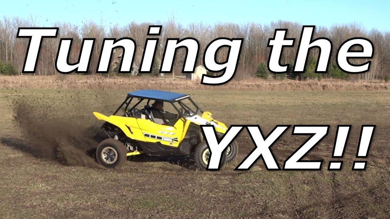 Tuning Doug's Yamaha YXZ1000R with Flash Tune!!