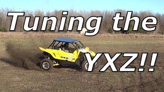tuning doug s yamaha yxz1000r with flash tune