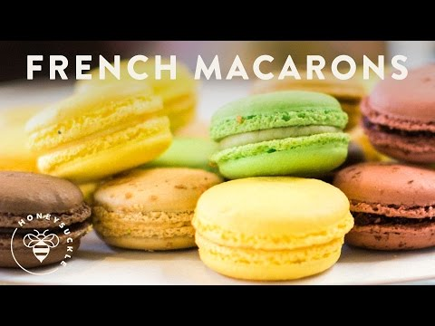 Master The French Macaron Easy Recipe