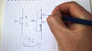 Задача №291. Математика 6 класс Виленкин.