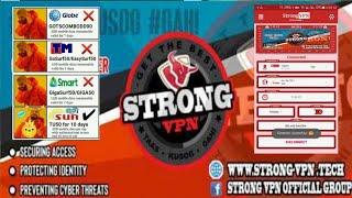 STRONG HOLD VPN StrongHoldVpn By Kylie Astillero screenshot 1