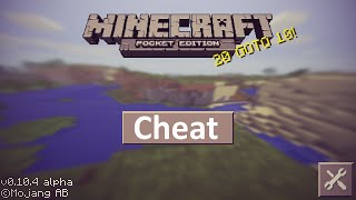 vuclip Minecraft Pocket Edition cheat 0.10.5 (Android)
