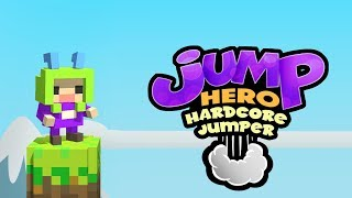 Jump Hero: Hardcore Jumper Gameplay | Android Action Game