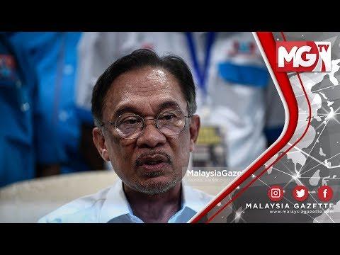 TERKINI : 'SEDIH' Bukan Tanggungjawab Kerajaan Selamatkan Utusan - Anwar Ibrahim