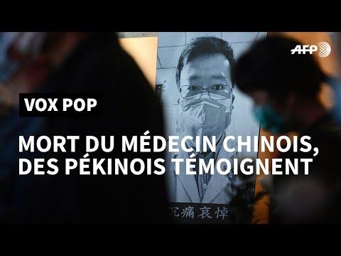 """Le coronavirus, le """"héros"""" médecin chinois qui a d'abord sonné l'alarme et n'a pas été écouté, est décédé"""