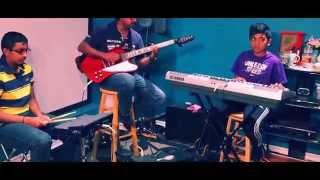 Anegan - Danga Maari Oodhari - Guitar Cover Live
