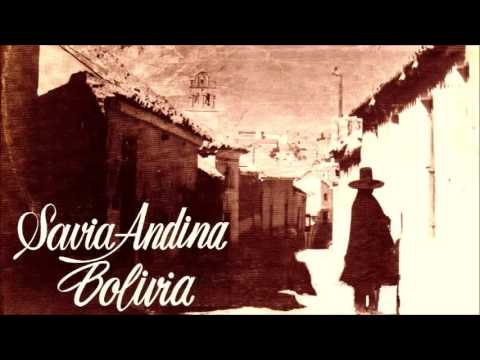 FOLKLORE BOLIVIANO - SAVIA ANDINA - ÁLBUM BOLIVIA