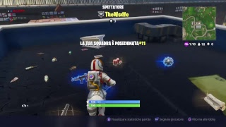 Live - Fortnite ITA - Bataille Royale - PLAY WITH YOU!