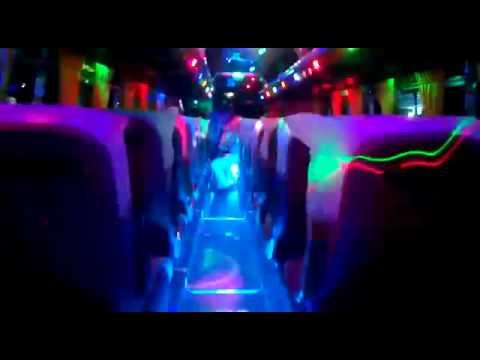 Tourist Bus Interior