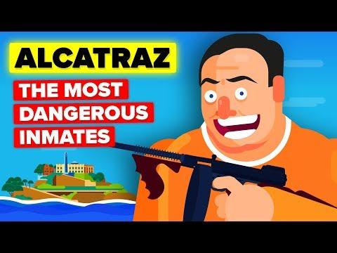 What Did Alcatraz's Most Dangerous Prisoners Do?