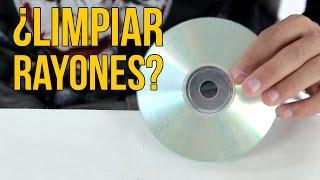 ¿Quitar los arañazos de un CD con pasta de dientes? - Desvelando mitos
