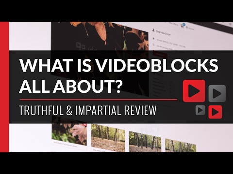What Is Videoblocks All About - An Impartial Review