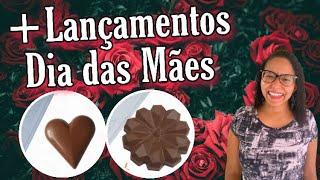 +6 LANÇAMENTOS PARA VENDER NO DIA DAS MÃES || Blessed Chocolates 👸🏽🍫