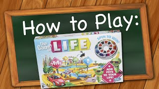 How to Play: The Game of Life