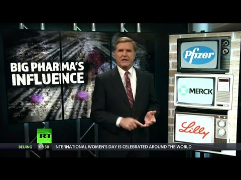 How Big Pharma is Buying Influence Through Lap Dances, Media Collusion & Paying Off Professors