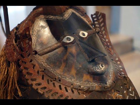 Mask (Buk), Torres Strait, Mabuiag Island
